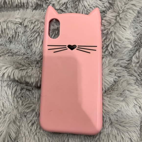 kate spade Other - SOLD Kate spade cat case iPhone X